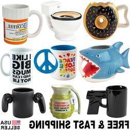 Funny Coffee Mug Ceramic Tea Cup Toilet Bowl Prescription Do