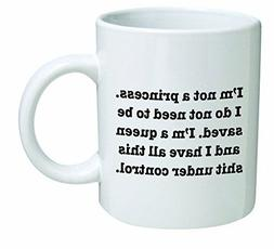 funny mug i m a