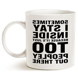 Funny Saying Coffee Mug Father's Day and Mother's Day Gifts