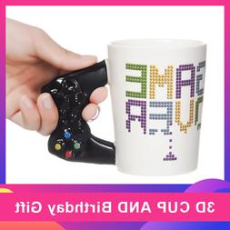 Game End Coffee Cup 3D Game Controller Processing <font><b>M