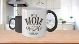 Gift for Mom Gifts  11 oz Color Changing Mug for Mother