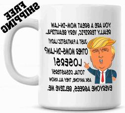 Gift for Mother in Law, Donald Trump Great Mom In Law Gift F