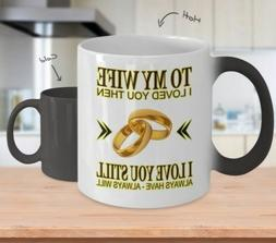 Gift For Wife - I Will Always Love You – Color Changing Co