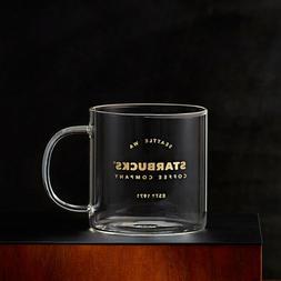 Glass Heritage Mug - 18 oz