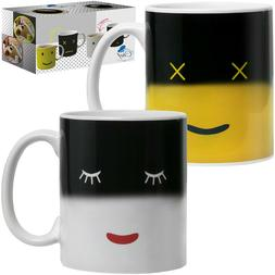 Glassware & Drinkware Heat Color Changing Mugs Gift Pack 12