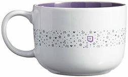 Glitch Oversized Mug Kitchen Dining Entertaining Drinkware C
