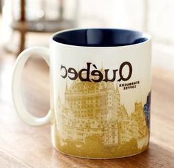 Starbucks Global Icon Collector Series Mug, Quebec 16 fl oz