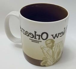 Starbucks Global Icon Collector Series Mug, New Orleans 16 f