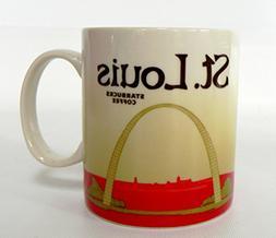 Starbucks Global Icon Collector Series Mug, St. Louis 16 fl