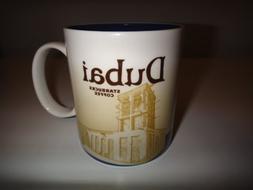 Starbucks Global Icon Series Mug Dubai 16oz