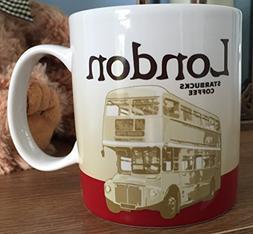 Starbucks Global Series London Version 2 Ceramic Coffee Mug