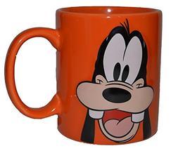Disney Goofy Full Face 3d 11oz. Ceramic Mug