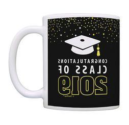 Grad Gifts Class of 2019 Mug for Graduation Presents Ceramic