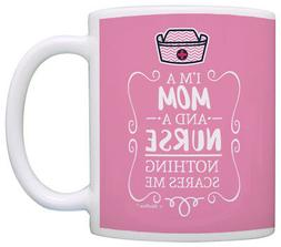 Graduation Gifts for Nurses I'm a Mom and a Nurse Nothing Co