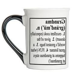 Grandma Mug, Grandma Coffee Cup, Ceramic Grandma Mug, Mother