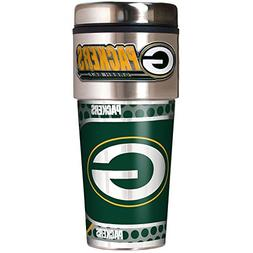 Green Bay Packers Travel Coffee Tumbler