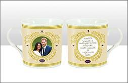 H.R.H. Prince Harry & Meghan Markle Royal Wedding 19th May 2