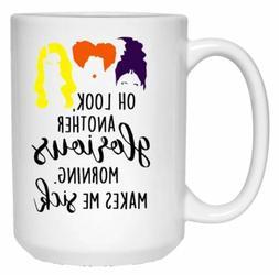 Halloween Mug Hocus Pocus Coffee Mug Sanderson Sisters Coffe