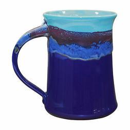 Clay in Motion Handmade Ceramic Large Mug Coffee Cup 20oz -