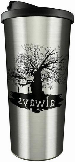 "Harry Potter ""Always"" 16oz Stainless Steel Travel Coffee Mug"