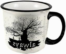 "Harry Potter ""Always"" Ceramic Campers Coffee Mug"