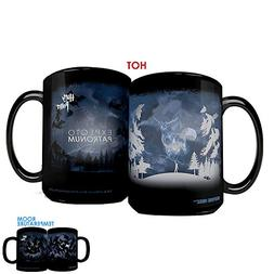Morphing Mugs Harry Potter Expecto Patronum Spell Heat Revea