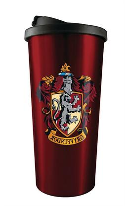 Harry Potter Gryffindor 16 oz Stainless Steel Travel Tumbler