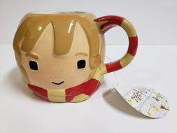 Harry Potter Hermione Figural 3D Ceramic Coffee Mug Cup - Ne