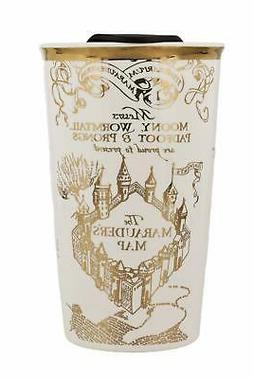 Harry Potter Marauder's Map Travel Coffee & Tea Mug - Cerami