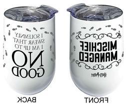 Harry Potter Mischief Managed 14 oz Stainless Steel Wine Tum