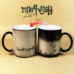 Harry Potter Mug Color Change Coffee Mug Mischief Managed Ma