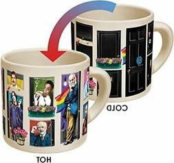 Heat Change Great Gays Mug - Gay Pride Gift Coffee Cup - Une