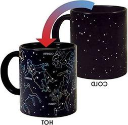 Heat Change Star Constellation Mug - Gift Coffee Cup - Unemp
