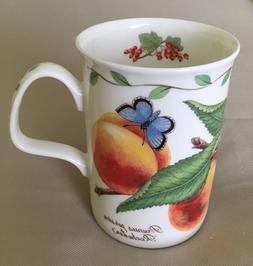 """Roy Kirkham """"Heritage Fruit""""  Fine Bone China Cup Mug Made i"""