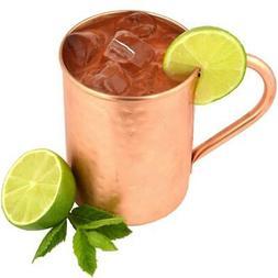 High Quality Original 100% Pure Moscow Mule Copper Mugs 16oz