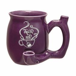 High Tea Coffee Novelty Ceramic Mug and Pipe Premium Roast a