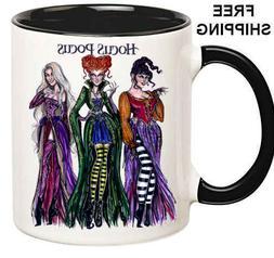Hocus Pocus, Sanderson Sisters,Halloween, Gift Mug 11oz