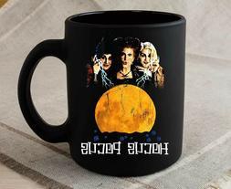 Hocus Pocus Witches Halloween Costume Party Ceramic Mug Grap