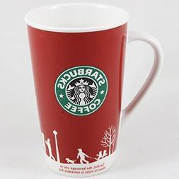 Starbucks Holiday 2006 Coffee Mug - To Go Cup Style