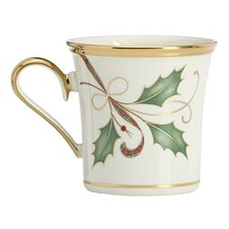 Lenox Holiday Nouveau Gold Mug