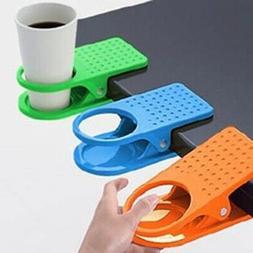 Home Kitchen Drink Coffee Cup Holder Mug Rack Cradle Clip De
