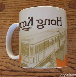 Hong Kong Mug Starbucks City Coffee Series Collector New Oz