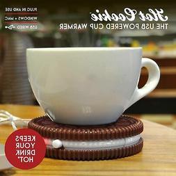 Hot Cookie USB Cup Warmer Mug dessert sweet computer phone t