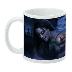 Hot Sexy Undead Dead Zombie White Mug