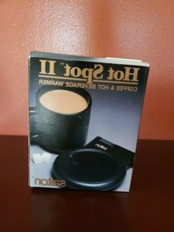 Hot Spot 2 Coffee & Hot Beverage Warmer With Mug