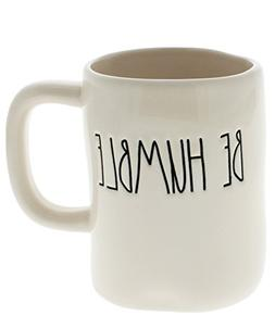 Rae Dunn by Magenta BE HUMBLE Ceramic LL Coffee Mug