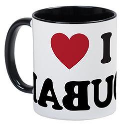 CafePress - I Love Dubai Mug - Unique Coffee Mug, Coffee Cup