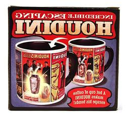 Incredible Escaping Houdini Mug By The Unemployed Philosophe