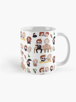 Ineffable Husband Mug, Good Omens 11 Oz 15 Oz Mug, Buenos Pr