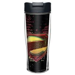 Zak Designs Insulated 15 oz Travel Mug with Superman Graphic